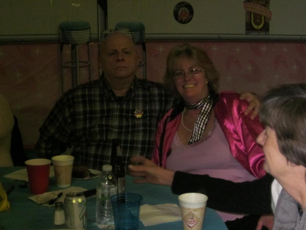 Sock Hop, Rick & Kate